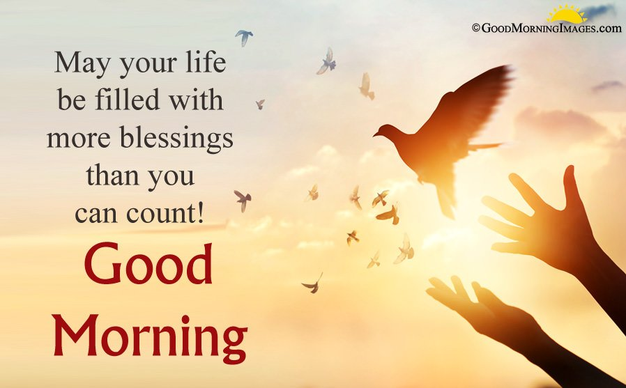 Beautiful Good Morning Hd Religious Blessing Picture