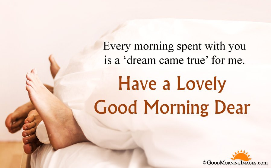 Best Good Morning Wishes Sms For Boyfriend With HD Wallpaper
