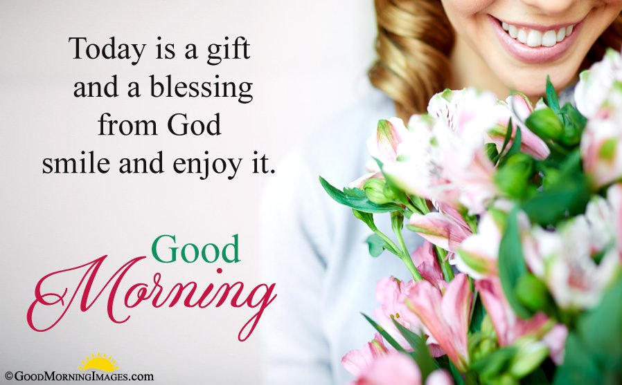 God blessing Morning Message With Beautiful Image
