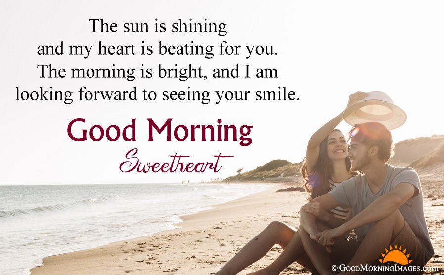 Good Morning Love Wishes For Boyfriend With HD Image