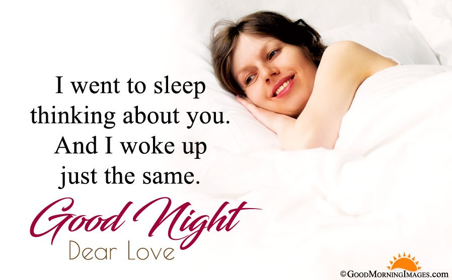 Good Night Message For Boyfriend With Full HD Picture