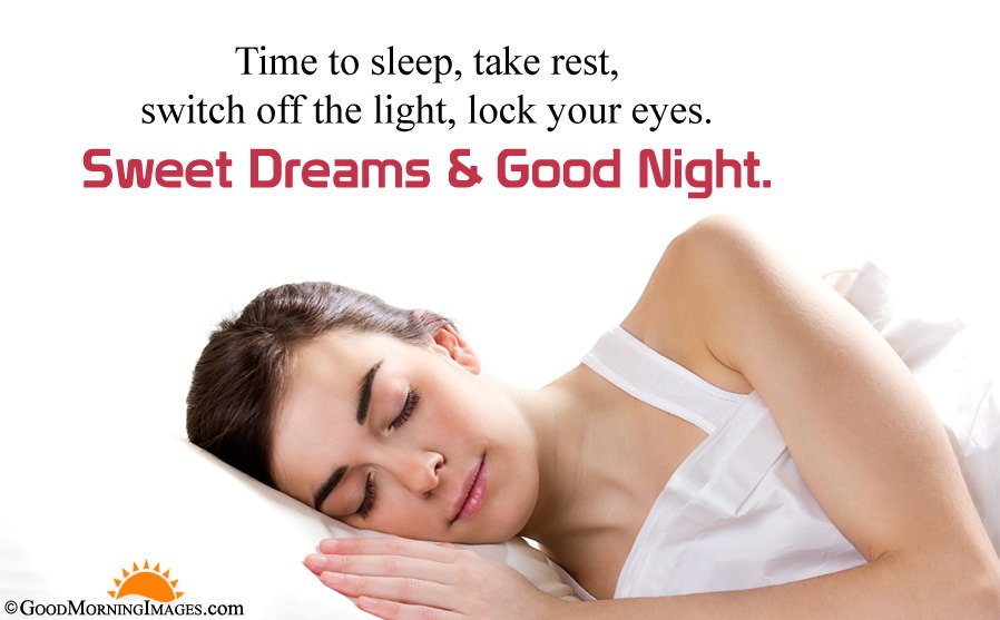 Good Night Sweet Dream Wishes With HD Picture