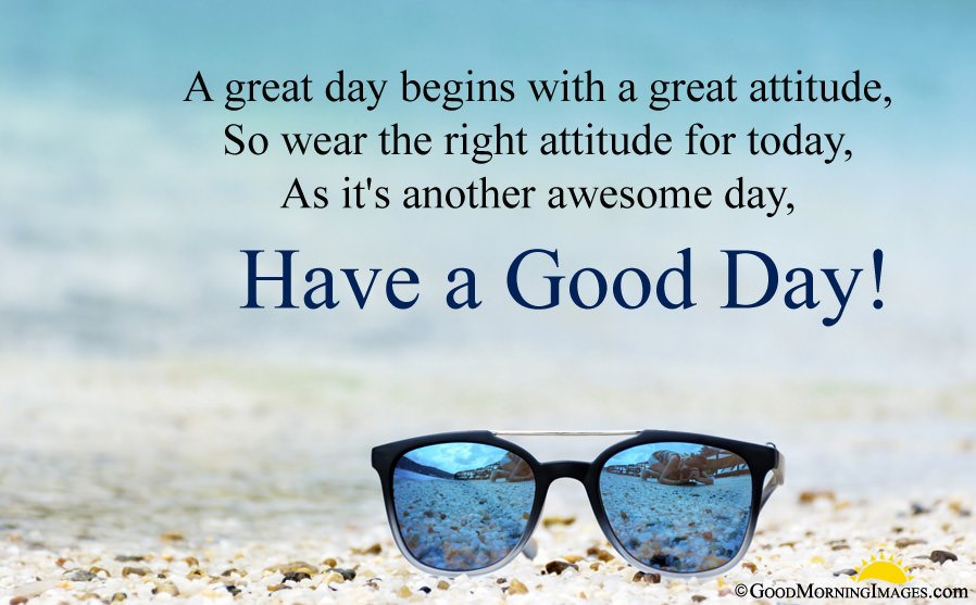 Have a Good Day Message For Good Morning With HD Image