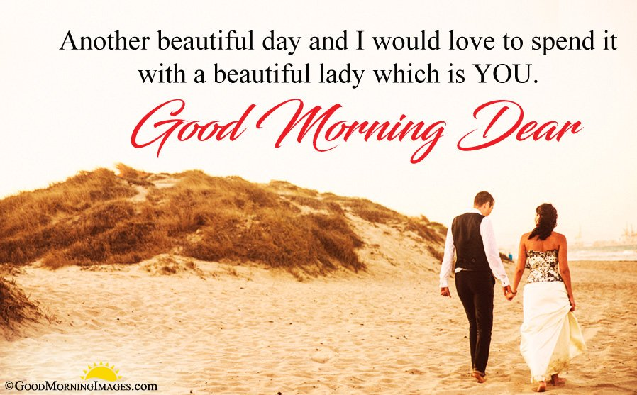 Hd Couple Walking Image With Morning Wishes For Girlfriend