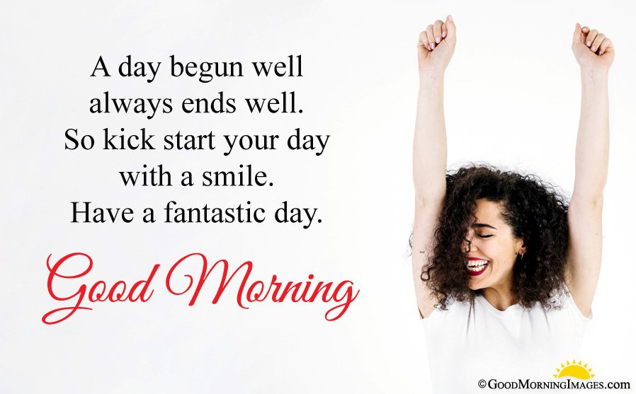 Inspirational Good Morning Quote With Best HD Wallpaper