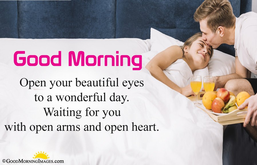 Morning Wake Up Messages For Girlfriend With Hd Picture