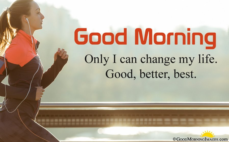Motivational Good Morning Message With Picture