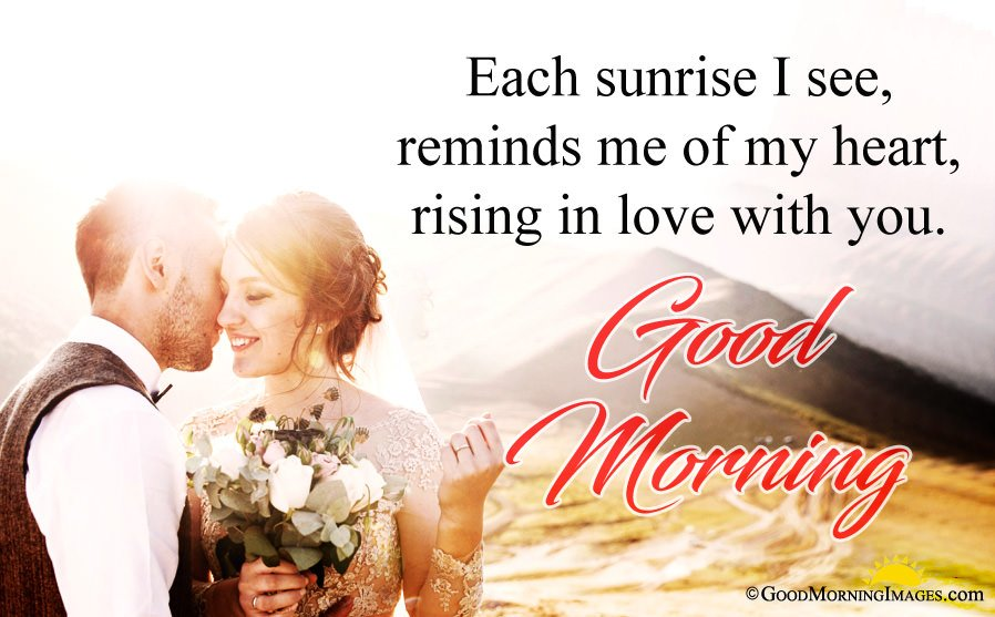 Romantic Couple Full Hd Wallpaper With Morning Message Sms For Gf