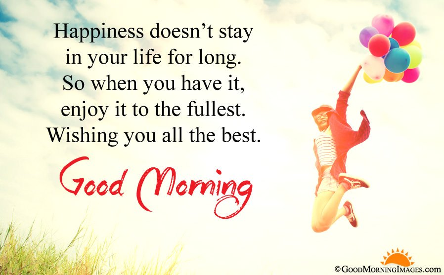 All The Best Good Morning Wishes Quotes With HD Wallpaper