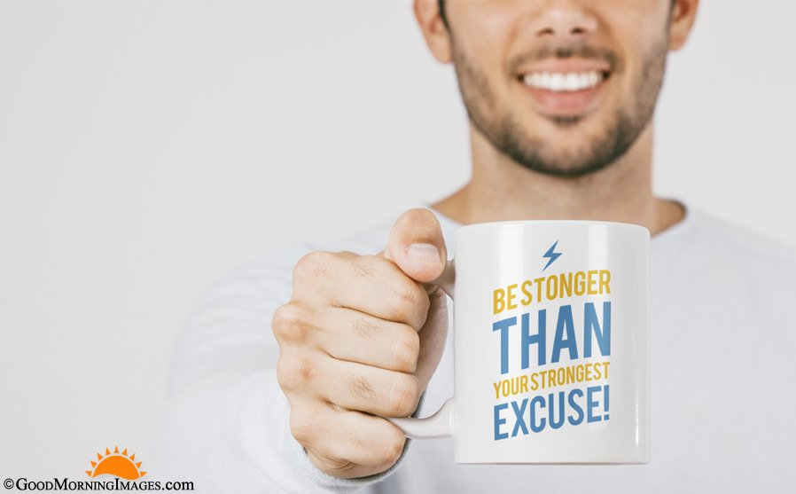 Best Good Morning Coffee Mug Quote With HD Picture
