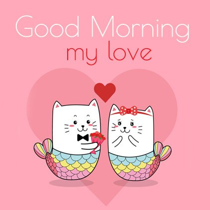Cute Love Good Morning Profile Picture For Lovers