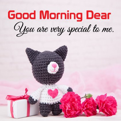 Good Morning Cute Love Picture For Girlfriend Boyfriend