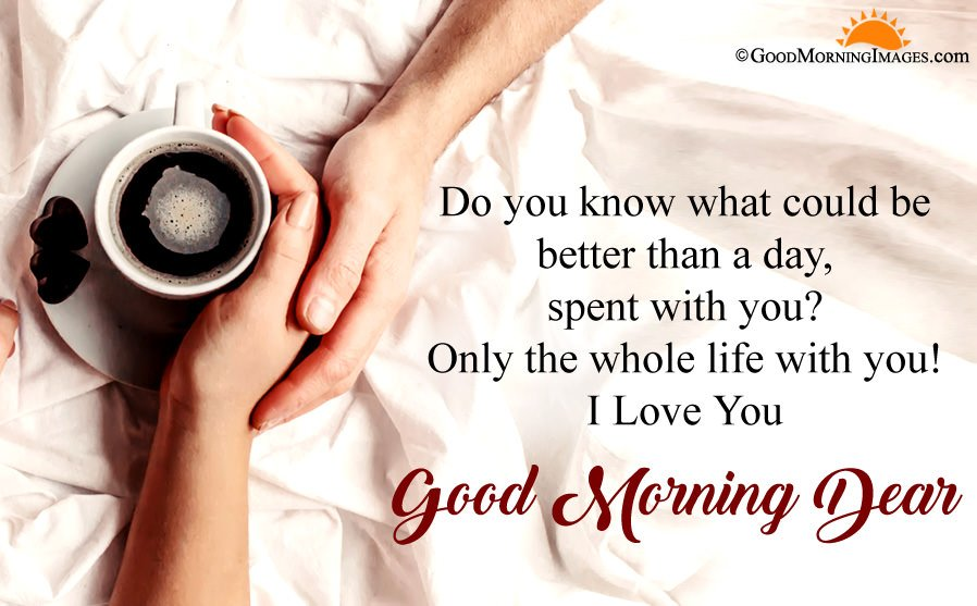 Good Morning I Love You Message For Gf Bf With HD Picture