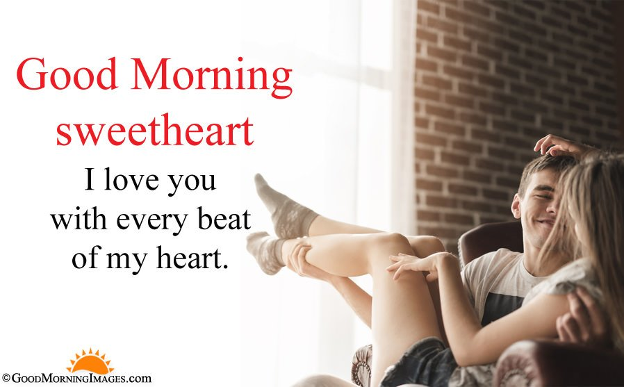 Good Morning I Love You Wishes HD Image