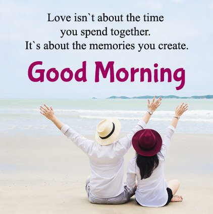 Good Morning Love Image DP With Wishes
