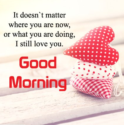 Good Morning Love Image For Facebook Whatsapp
