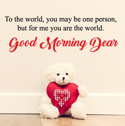 Good Morning Sweet Teddy Love Wallpaper With Wishes