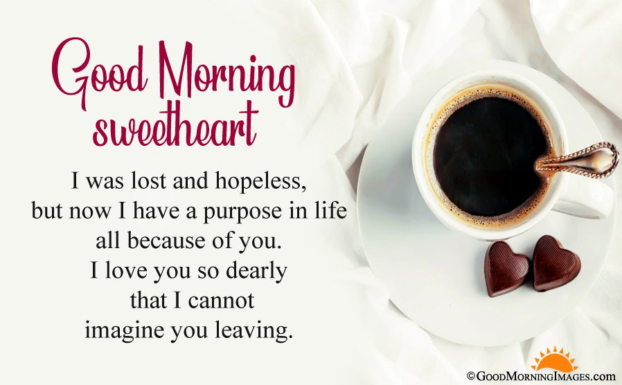 Latest I Love You Good Morning Wishes With Full HD Wallpaper