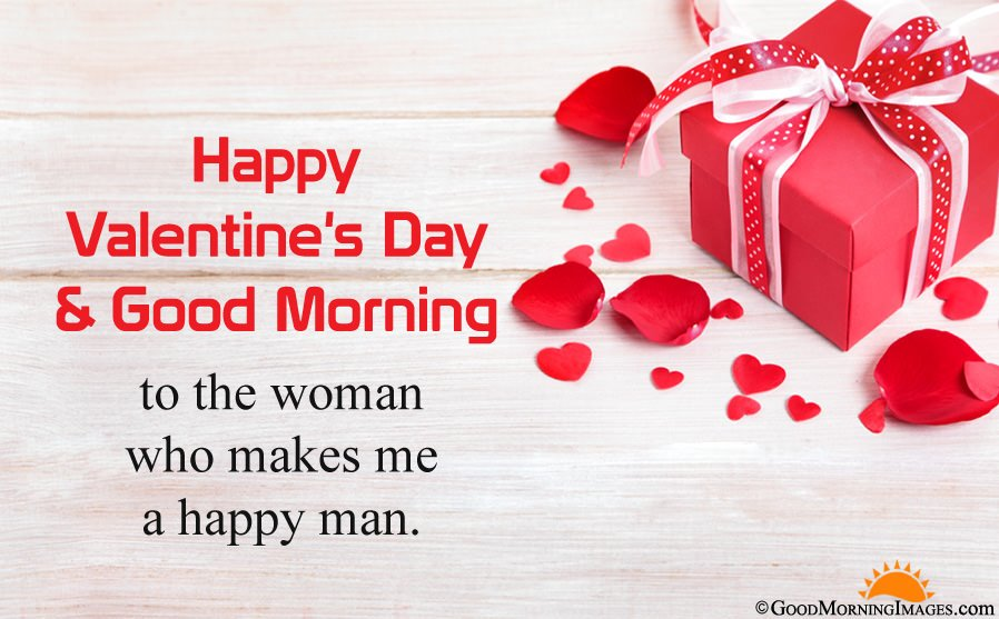 Latest Valentine Good Morning Wishes For Girlfriend With HD Picture