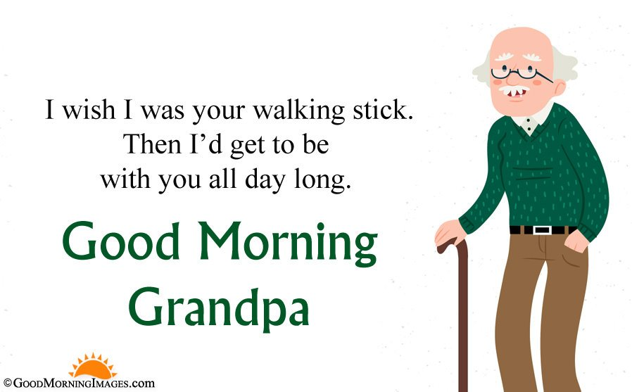 A Positive Thoughts for Grandpa