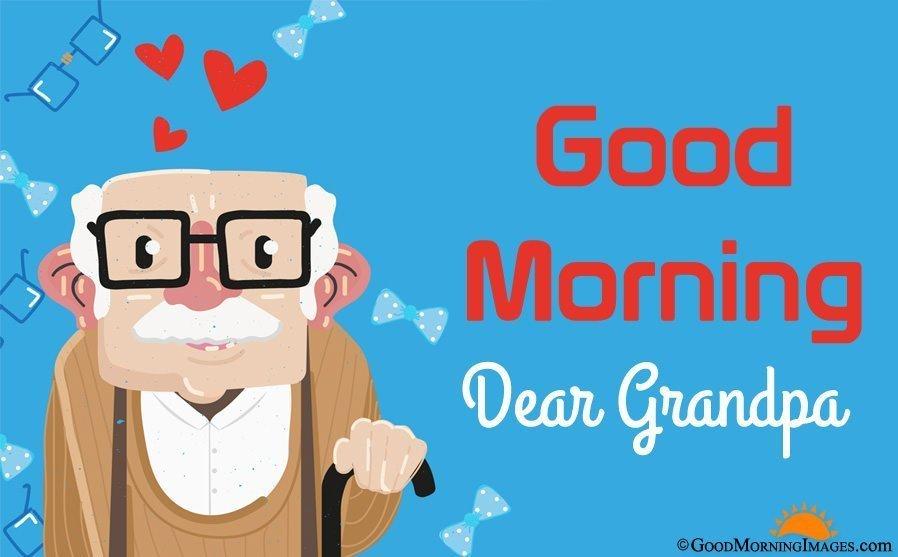 Cute GM Grandpa Pics