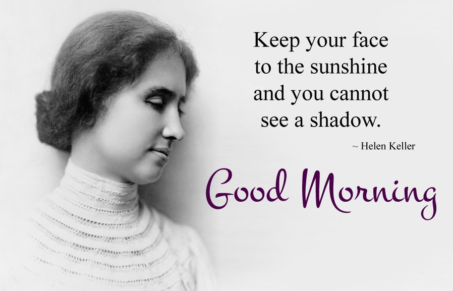 Inspirational Famous Helen Keller Quotes