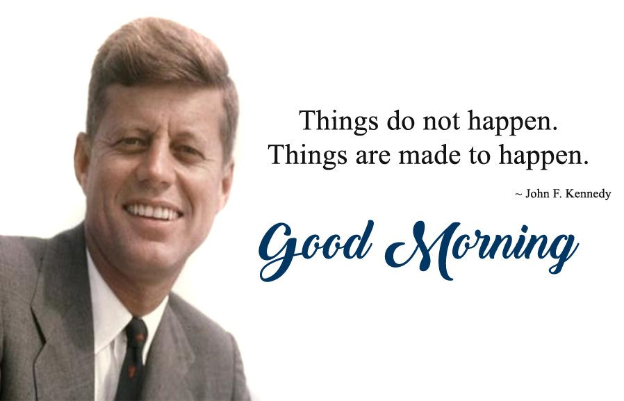 John F. Kennedy Quotes with Images