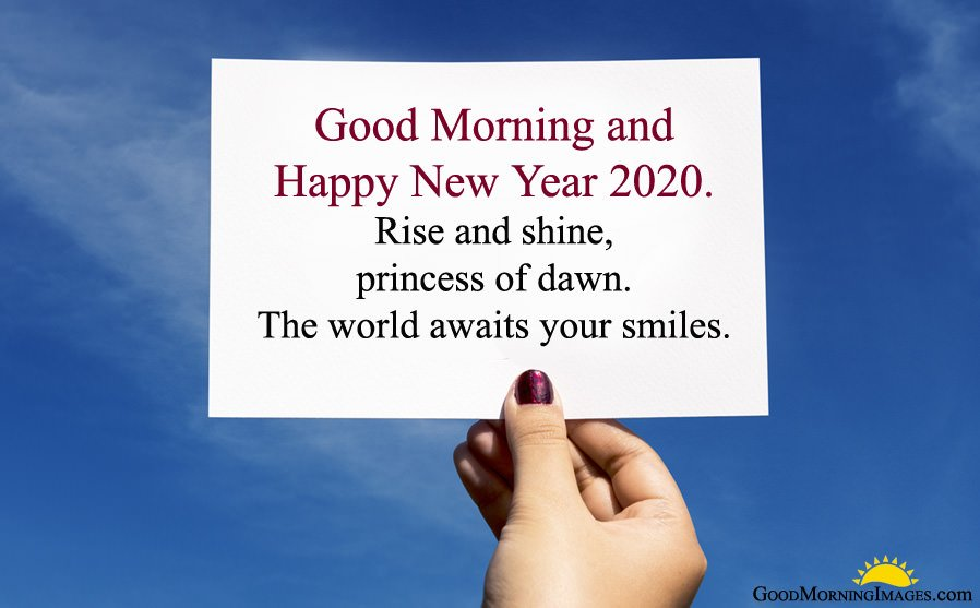 Motivational Morning and New Year 2020 Quotes