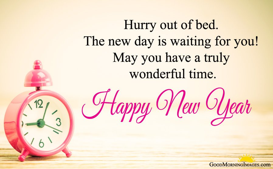New Day of Happy New Year 2020