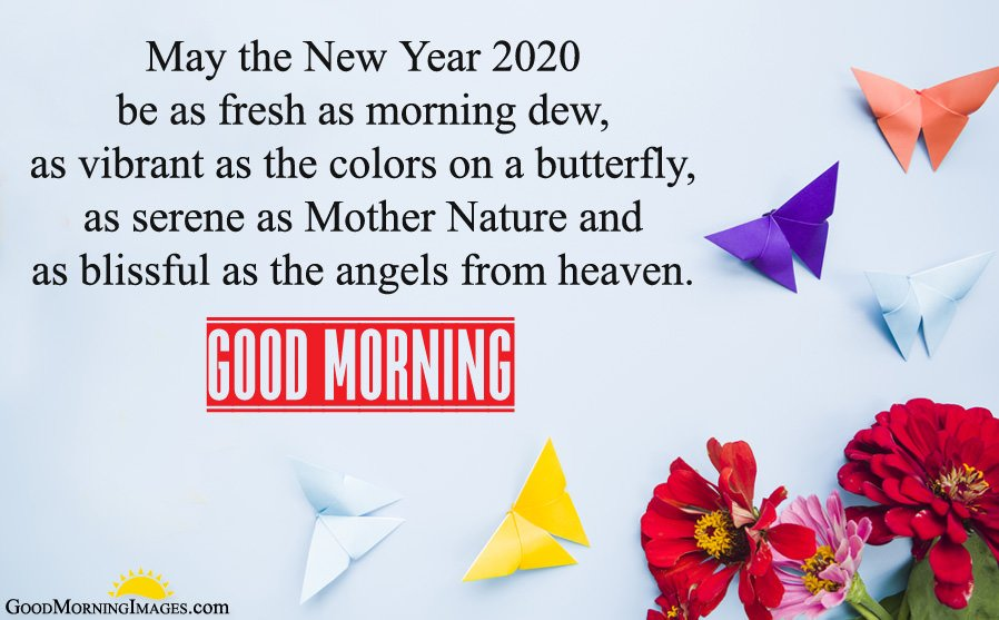 New Year Morning Quotes with Images