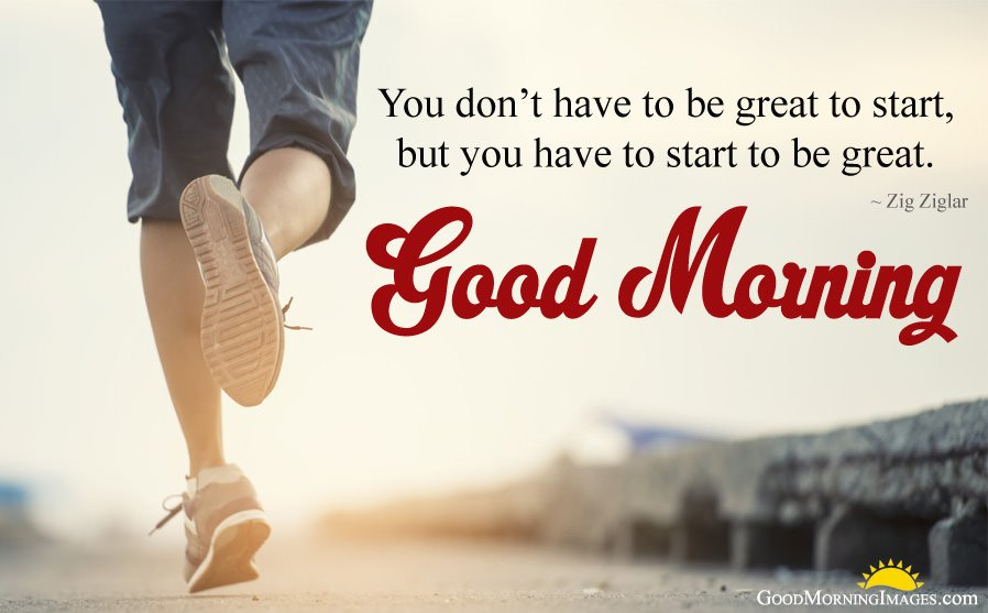 Good Morning Quotes for Your Motivation
