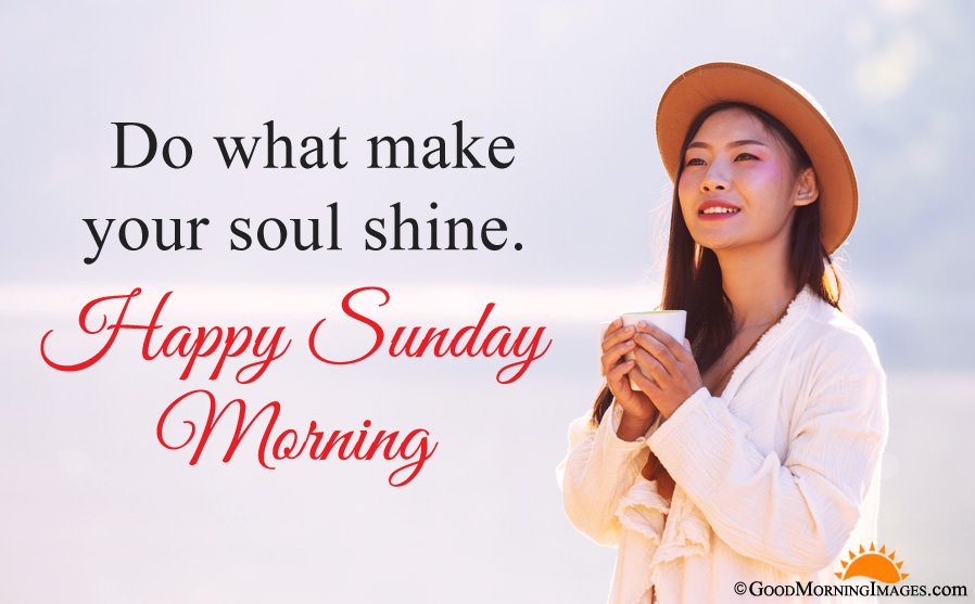 Beautiful Happy Sunday Greetings Wishes Status Images