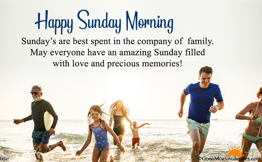 Sunday Quotes About Family
