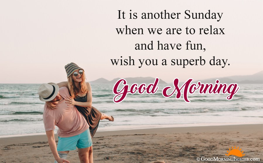 Sunday Wishes Messages for Lover