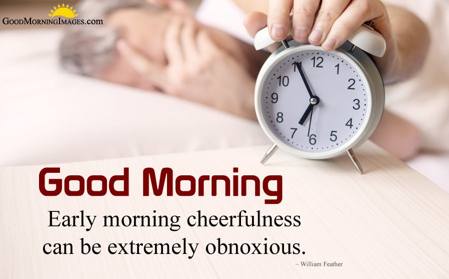 Early Morning Status Images for Good Morning Wishes