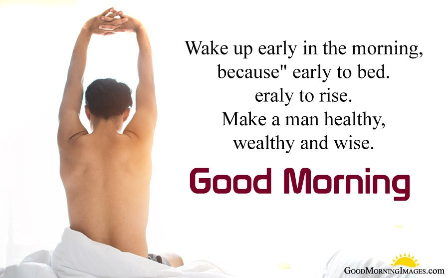 Early Morning Status about Health