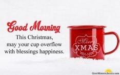 Good Morning Blessings for Christmas Day
