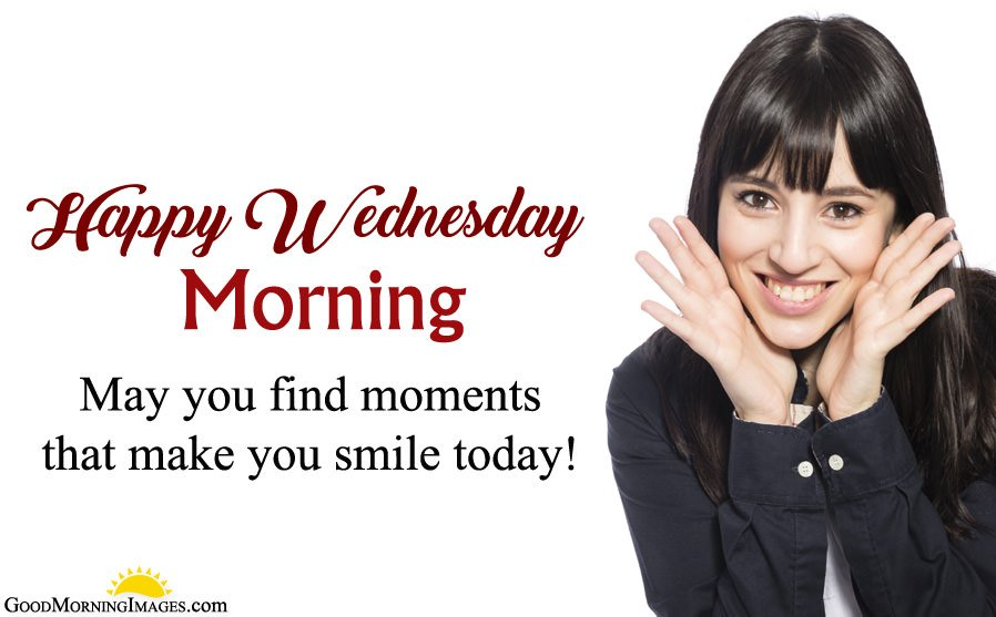 Smile Today on Wednesday