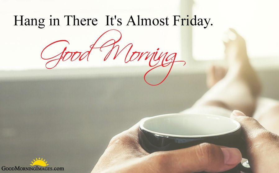 Almost Friday - Thursday Status Quote