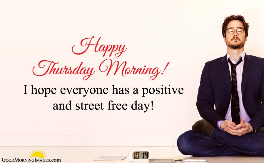 Happy Thursday Wishes and Messages