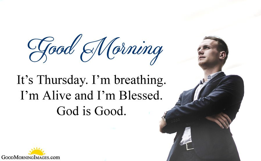 Thursday Blessed Quote