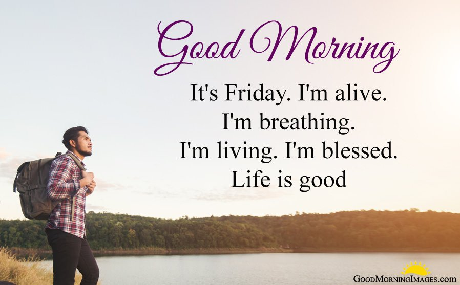 Friday Quotes about Life