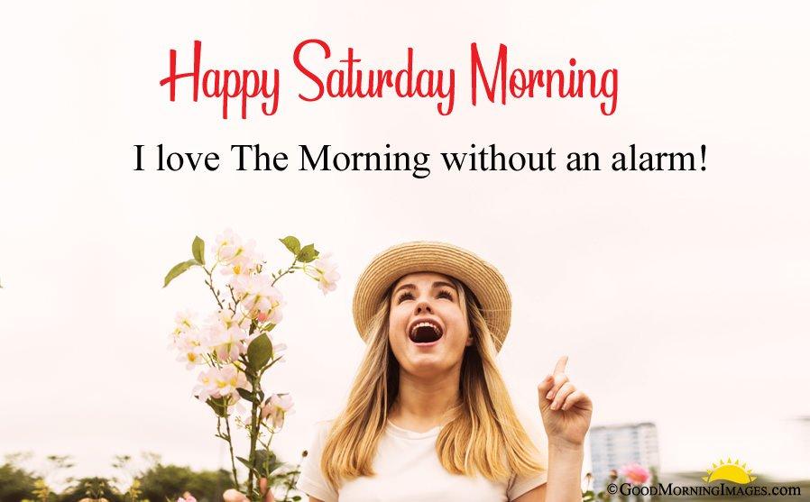 I Love Saturday Morning
