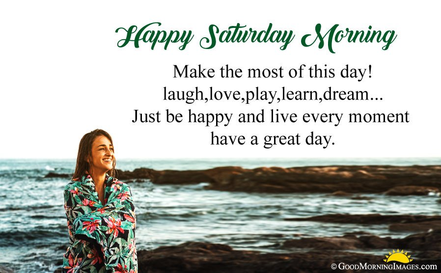 Saturday Happiness Quotes