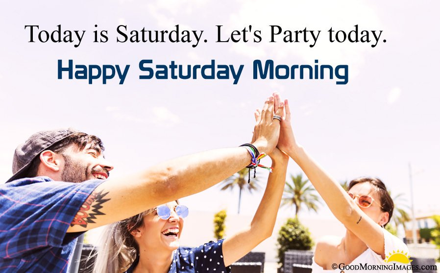 Saturday Party Quotes