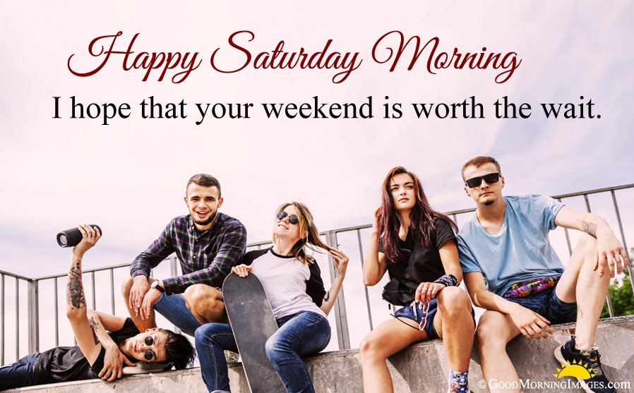 Weekend Quotes about Saturday